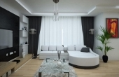 Extremely Luxurious 2 Bedroom apartments in Famagusta Centre