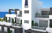 Newly-Built Apartments in Girne Centre